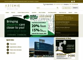 artemishospitals.com