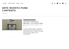 artemuertopunkcontento.es