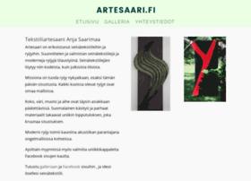artesaari.fi