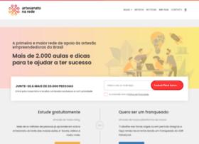 artesanatonarede.com.br