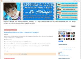 artesanatosaprendaafazer.blogspot.com