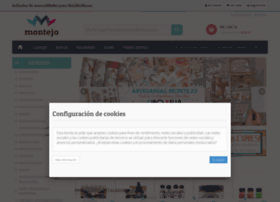 artesaniasmontejo.es