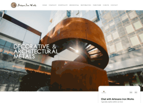 artesanoironworks.com