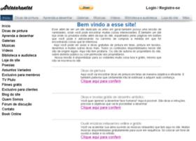 artesarantes.com.br