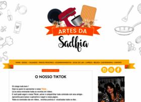 artesdasadhianacozinha.com