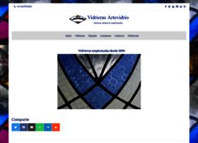 artevidrio.com