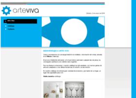 arteviva.ecsocial.com