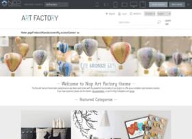 artfactory.nop-templates.com