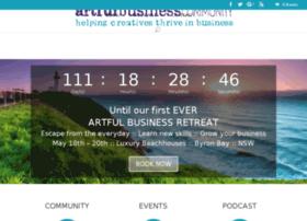 artfulbusinessconference.com