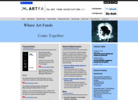 artfundassociation.com