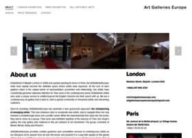 artgallerieseurope.com