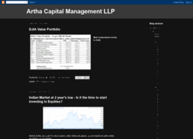 artha-capital.blogspot.in