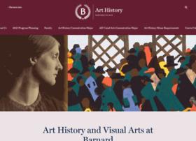arthistory.barnard.edu