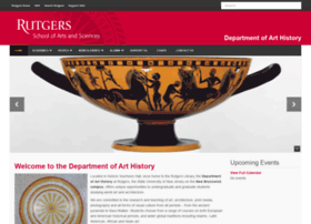 arthistory.rutgers.edu