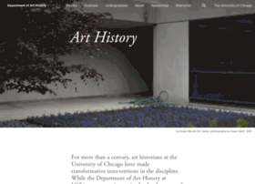 arthistory.uchicago.edu