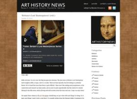 arthistorynews.com