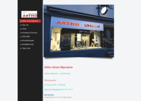 artho-uhren.ch