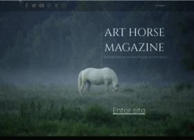 arthorsemagazine.com