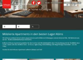 arthouse-apartments.de