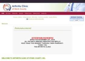 arthritisclinicstark.com