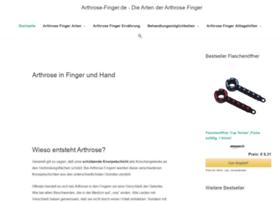 arthrose-finger.de