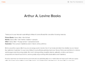 arthuralevinebooks.submittable.com