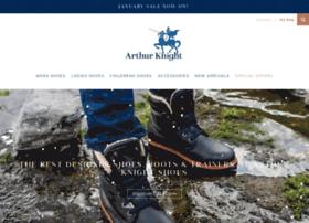 arthurknightshoes.co.uk