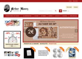 arthurmaury.fr