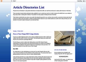article-directories-list.blogspot.in