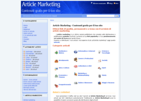 article-marketing.it