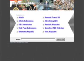article-republic.com