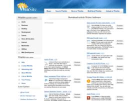 article-writer.winsite.com