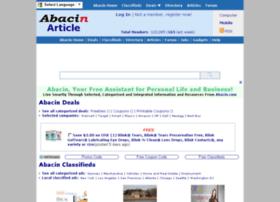 article.abacin.com