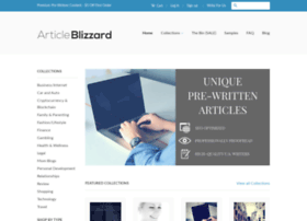articleblizzard.com