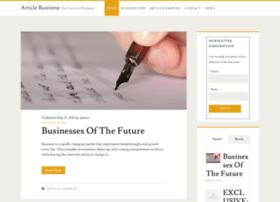 articlebusiness.com