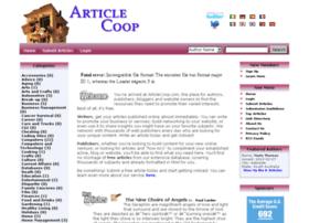 articlecoop.com