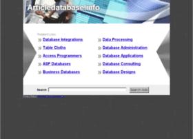 articledatabase.info