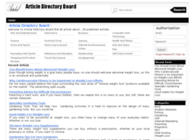 articledirectoryboard.com