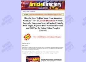 articledirectorypro.com