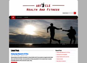 articlehealthandfitness.com