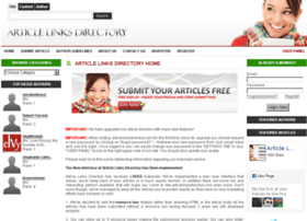 articlelinksdirectory.com