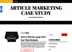 articlemarketingcasestudy.com
