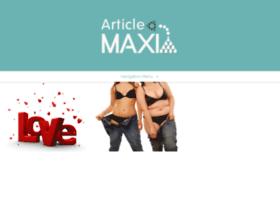 articlemaxi.com