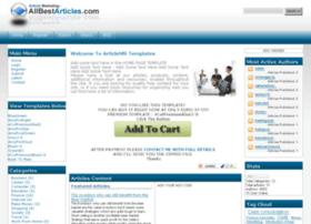 Articlemstemplates.allbestarticles.com
