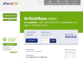 articlerow.com