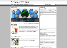 articles-written.com
