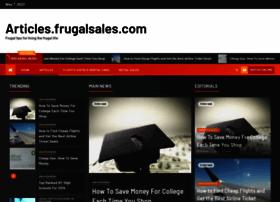 articles.frugalsales.com