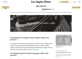 articles.latimes.com