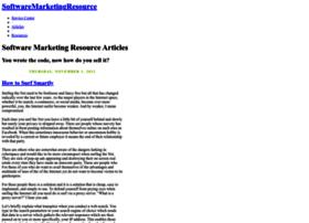 articles.softwaremarketingresource.com