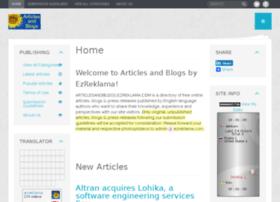 articlesandblogs.ezreklama.com
